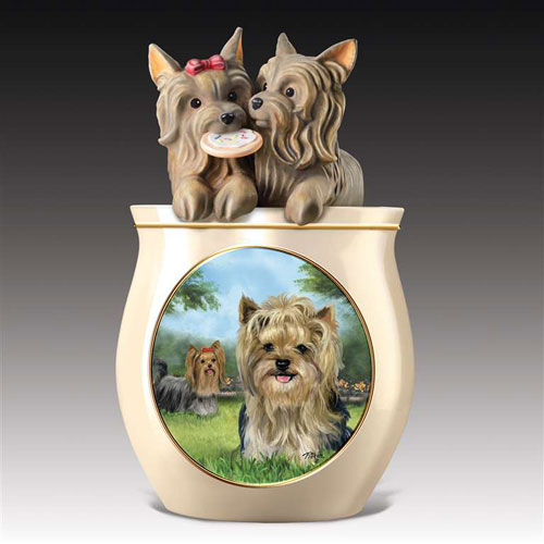 Chihuahua Cookie Jar Magnificent Store